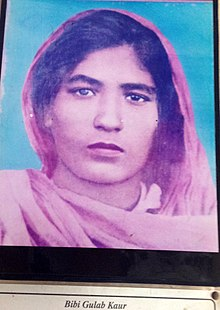 Gulab Kaur,Indian freedom fighter.jpg