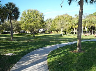 Gulfport, Florida - Veterans Park