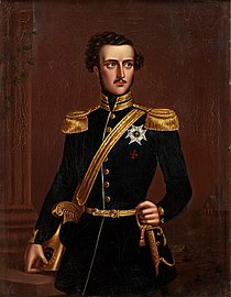 Gustav of Sweden & Norway (1827) c 1850 by Friedrich Dürck.jpg