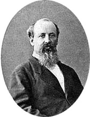 Gustavus Fox
