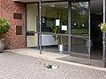 Gymnasium Kreuzgasse, Stolperstein Gedenkveranstaltung 2. Mai 2017 (01).jpg