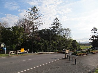 South Pine River - Gympie Road crossing, 2013