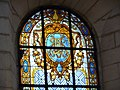 Hôtel de Saint-Côme (Montpeller) - Vitrall - CCM.jpg