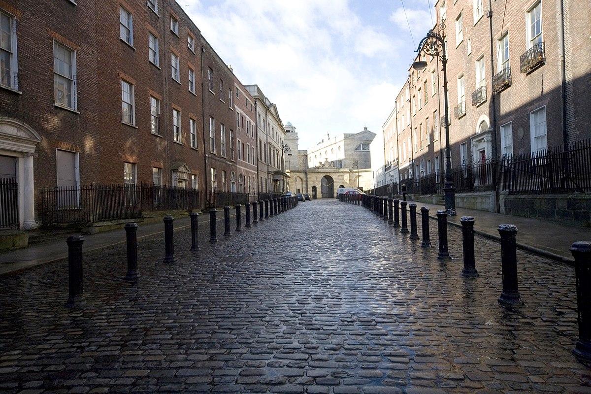 Henrietta Street, Dublin - Wikipedia