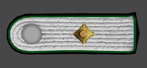 Sonderführer - Image: HH SS Obersturmfuhrer Shoulder Strap