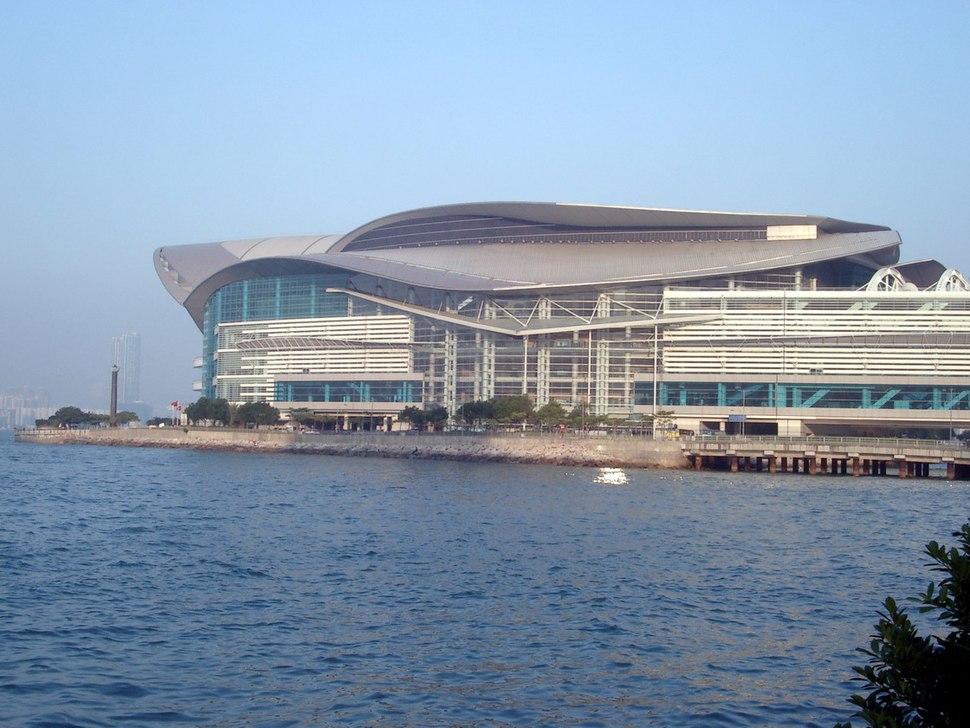 HKCEC New Wing