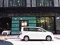 HK CWB 銅鑼灣 Causeway Bay 香港珀麗酒店 Rosedale on the Park Hotel outside carpark white car August 2018 SSG.jpg