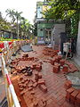 HK Hung Hom Chatham Road South red bricks construction Gascoigne Road Jan-2016 DSC.JPG