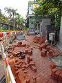 HK Hung Hom Chatham Road South red bricks construction Gascoigne Road Jan-2016 DSC.JPG