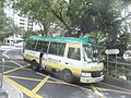 HK Mid-levels Bowen Road view 波老道 Borrett Road minibus June-2011.jpg