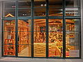 HK Sheung Wan PMQ mall shop Hollywood Road night May-2014 002.JPG