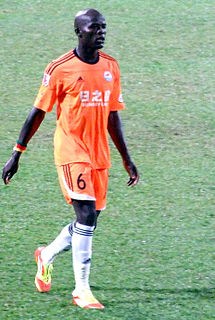 Jean-Jacques Kilama Cameroonian footballer