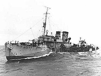 HMCS Arvida - Image: HMCS Arvida