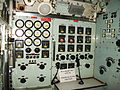 HMS Ocelot 1962 battery and generator panel.JPG