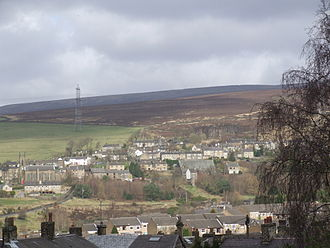Tintwistle - Image: Hadfield 4614