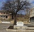 Hadzhidimitrovo-VT-pear-monument.jpg