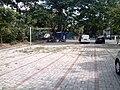 Halaman Masjid AL-BADAR, Jl. Kertomenanggal, Surabaya - panoramio.jpg
