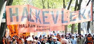 Halkevleri - Halkevleri in Mayday 2012
