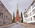 Hallituskatu - Mikkeli Cathedral.jpg