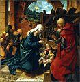 Hans Schäufelein - Die Anbetung der Hirten (ca. 1510, Cleveland Museum of Art).jpg