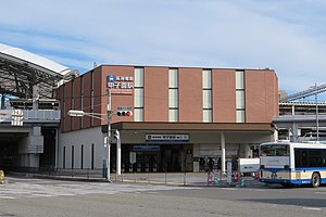 Hanshin Koshien Station East Gate.jpg