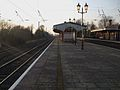 Hanwell station fast tracks look west.JPG