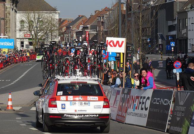 Harelbeke - Driedaagse van West-Vlaanderen, etappe 1, 7 maart 2015, aankomst (A22).JPG