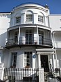 Harold Pinter's home, Worthing.jpg