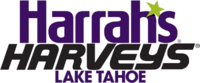 Harrah's ja Harveys Lake Tahoe logo.png