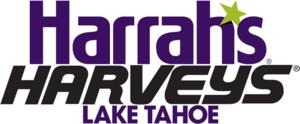 Harveys Lake Tahoe - Image: Harrah's and Harveys Lake Tahoe logo