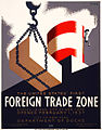 Harry Herzog First foreign trade zone, WPA poster, 1937.jpg