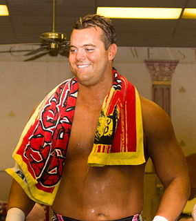 Davey Boy Smith Jr. Canadian professional wrestler