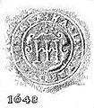 Hasle Herreds segl 1648.jpg