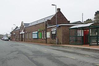 Haverfordwest railway station
