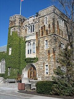 Havergal College School in Toronto, Ontario, Canada