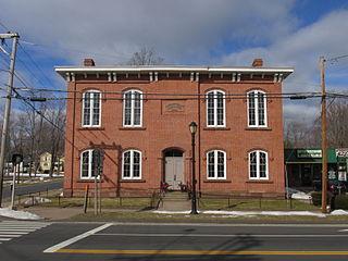 Hazardville Historic District United States historic place