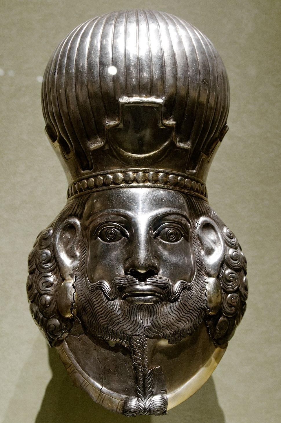 Head of king Met 65.126