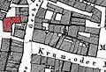 Heilbronn, Elendenherberge, Kaiserstraße 5 (überarbeitet nach Archäolog. Stadtkataster Karte 4, Nr. 155).jpg