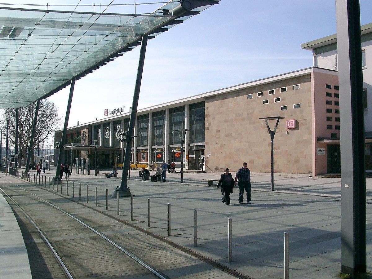 Heilbronn Hauptbahnhof Wikipedia