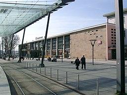 Heilbronn Hauptbahnhof 20070313