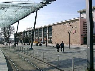 Heilbronn Hauptbahnhof