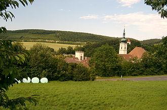 Heiligenkreuz, Lower Austria - Image: Heiligenkreuz monastery 2