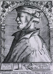 Heinrich Cornelius Agrippa - Wikipedia, the free encyclopedia