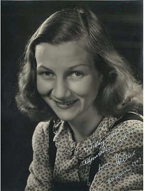 Hélène Kirsova - Hélène Kirsova in 1941