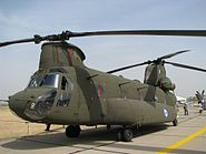 Hellenic Army CH-47D Chinook