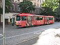 Helsinki pink tram number 6.jpg