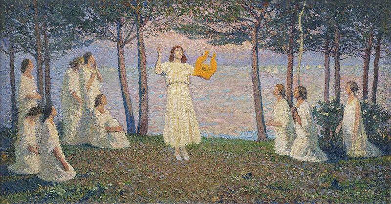 File:Henri Martin - Poetesses on a Lake Shore.jpg