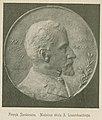Henryk Sienkiewicz Medalion dłuta R. Lewandowskiego (79542).jpg