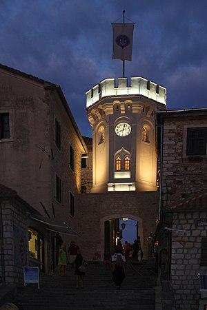 The November Man - Fortress of Herceg Novi, Montenegro