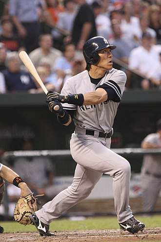 World Series Most Valuable Player Award - In 2009, Hideki Matsui became the first Japanese-born player, as well as the first full-time designated hitter, to win the award.